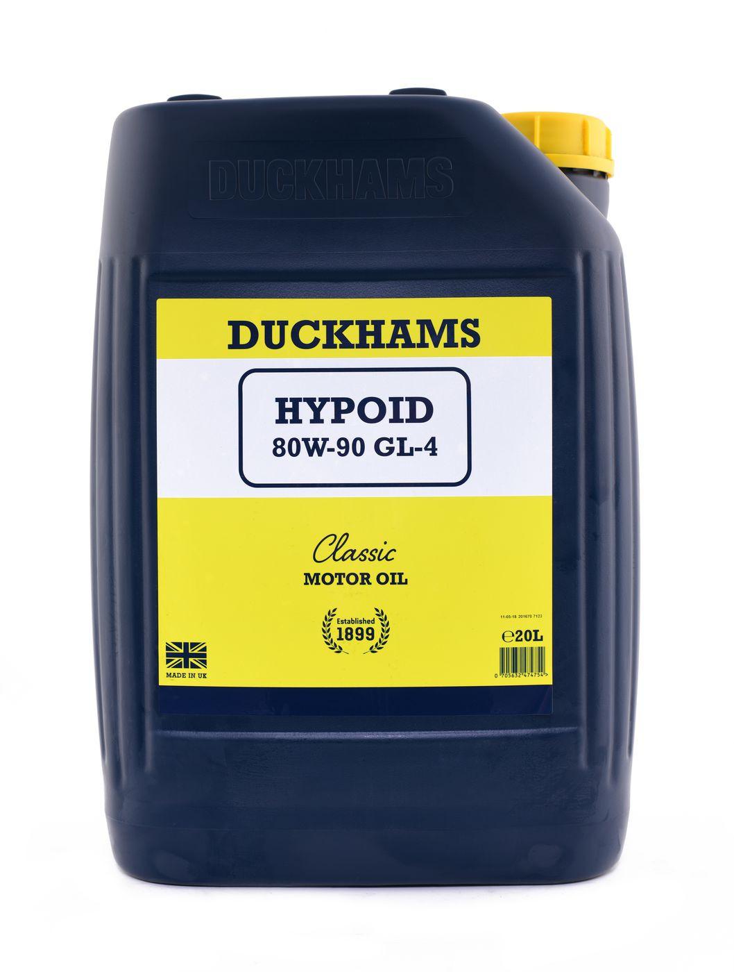 Duckhams Gearbox oil