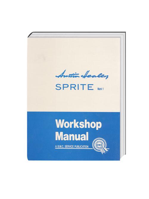 Sprite / Midget Workshop Manual