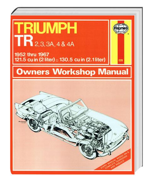 Triumph Repair manual