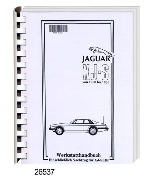 Jaguar Workshop Manual