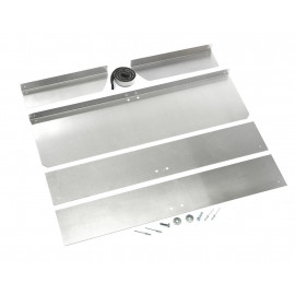 Air duct panel