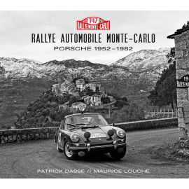 Porsche bei der Rallye Monte-Carlo 1952-1982