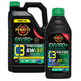 Synthetic engine oil