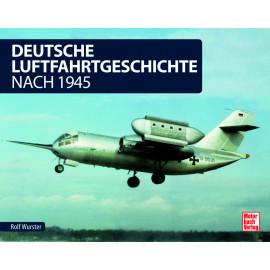 Deutsche Luftfahrtgeschichte - nach 1945