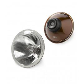 H4 Halogen headlamps