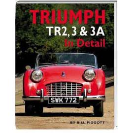 Triumph TR2, TR3 & TR3A in Detail
