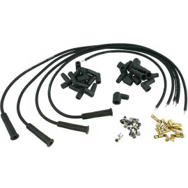 High performance ignition lead set