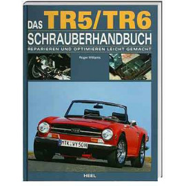 Triumph How to restore Triumph TR5/250 and TR6