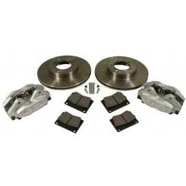 Jaguar Brake conversion kit
