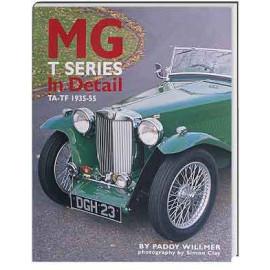 MG MG T-Series in Detail