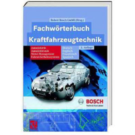 Fachwörterbuch Kraftfahrzeugtechnik
