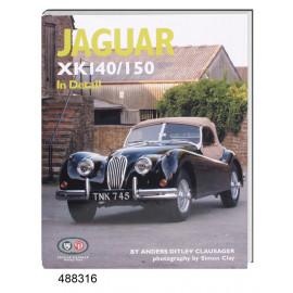 Jaguar XK 140/ 150 in Detail
