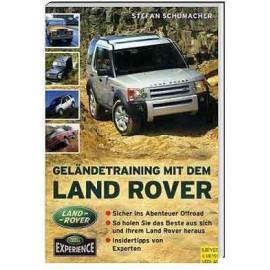 Geländetraining mit dem Land Rover