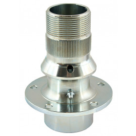 Jaguar Wire wheel hub