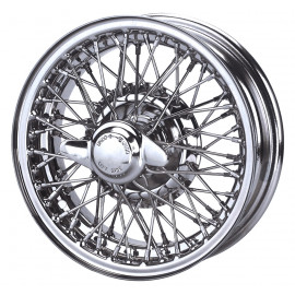 Sprite / Midget Wire wheel