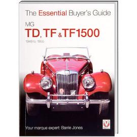 MG TD, TF & TF 1500