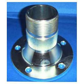 Wire wheel adaptor