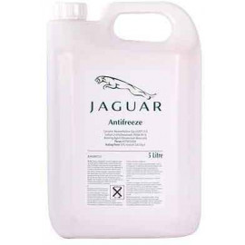 Jaguar Anti-freeze coolant