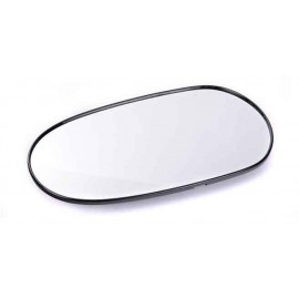 Jaguar Mirror glass