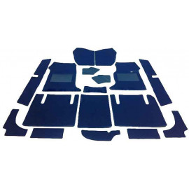 Jaguar Carpet set