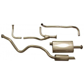 Range Rover Exhaust system