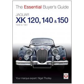 Jaguar XK120, 140, 150