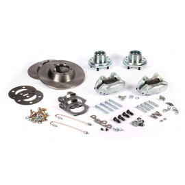 Jaguar Disc brake conversion kit