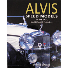 Alvis Speed Models