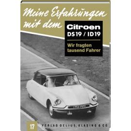 Meine Erfahrungen mit dem Citroën DS19 / ID19