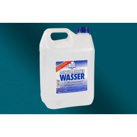 Destilled water