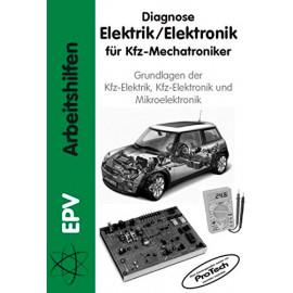 Diagnose Elektrik / Elektronik für Kfz-Mechatroniker