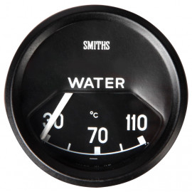 Jaguar Water temperature gauge