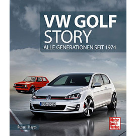 The Volkswagen Golf Story
