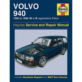 Volvo 940 Petrol (90 - 98) H to R