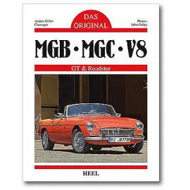 Original MGB, MGC, V8