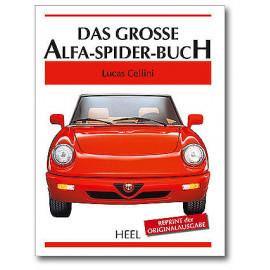 Das große Alfa Spider Buch