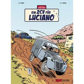 Jacques Gibrat 3: Ein 2CV für Luciano