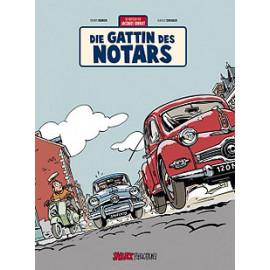 Die Abenteuer von Jacques Gibrat 4: Die Gattin des Notars