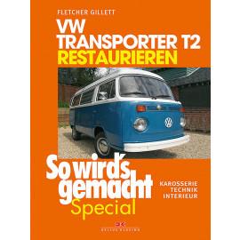 VW Transporter T2 restaurieren