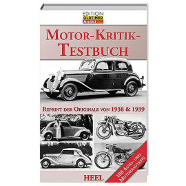Das große Motor-Kritik-Testbuch
