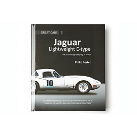 Jaguar Lightweight E-type the autobiography of 4 WPD