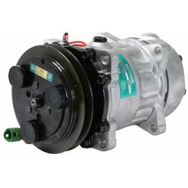 Jaguar Air conditioning compressor