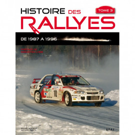 Histoire des rallyes 1987-1996