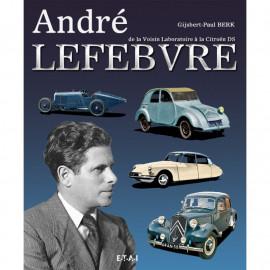 André Lefebvre, de la Voisin Laboratoire à la Citroen DS