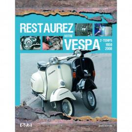 Restaurez votre scooter Vespa