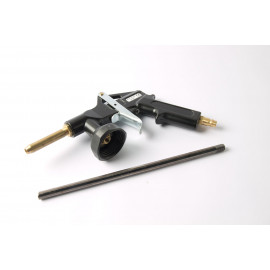 Spraygun for underbody coating
