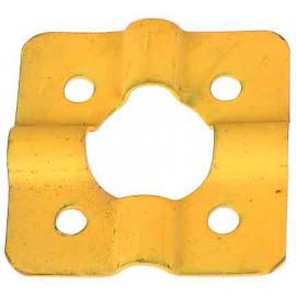 Striker plate