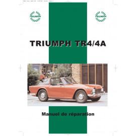Triumph TR4 & TR4A - Manuel de réparation Triumph