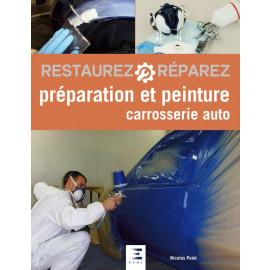 Préparation & Peinture Carrosserie Auto