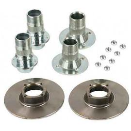 Sprite / Midget Wire wheel conversion kit